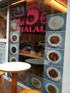 Beim Inder gibt es viele vegetarische Spezialitäten