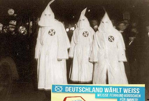 Deutschland wählt weiss