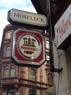 113 Jahre alte Tradition: Das Moseleck