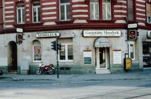 Das Moseleck ist 113 Jahre alt