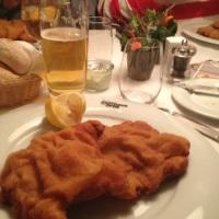 Das perfekte Schnitzel in Wien