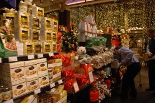Weihnachtliches gibt es in den Schokolädender wollzeile