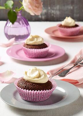 Zuckerbrot Cupcakes