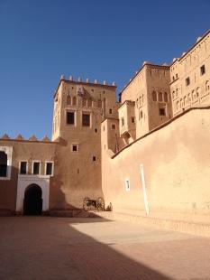 Die Kasbah von Ouarzazate