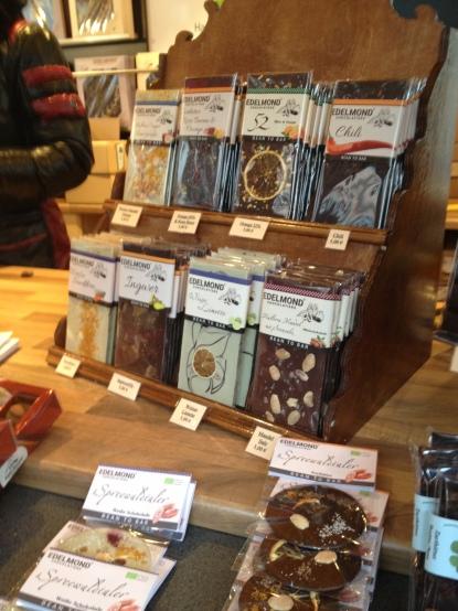 Superleckerere Fair Trade Schokolade aus Berlin