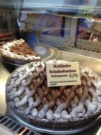 Internationale Spezialitäten aus Schokolade