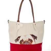 Die süßeste Tasche des Jahres - Mopstasche mit Sir Henry