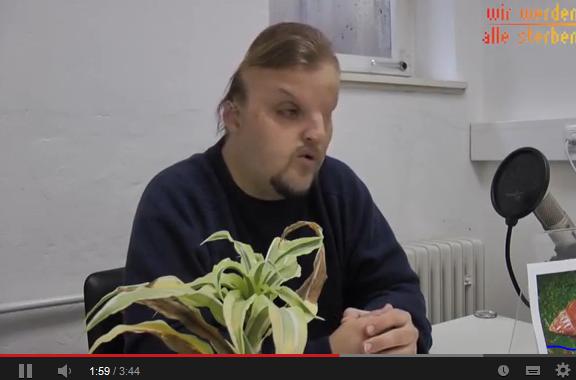 Lars Fischer, der Nostradamus der Killerschnecken und Todesquallen