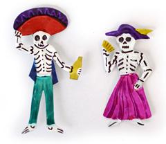Mexikanische Deko