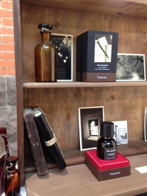 Feinste italienische Parfumkunst mit Naturmaterialien