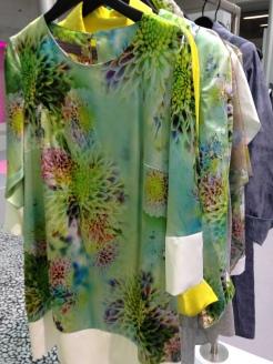 Traumhaftes Seidenkleid von Anja Gockel