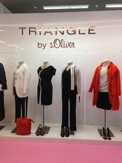 Triangle von S.Oliver - eine tolle Marke