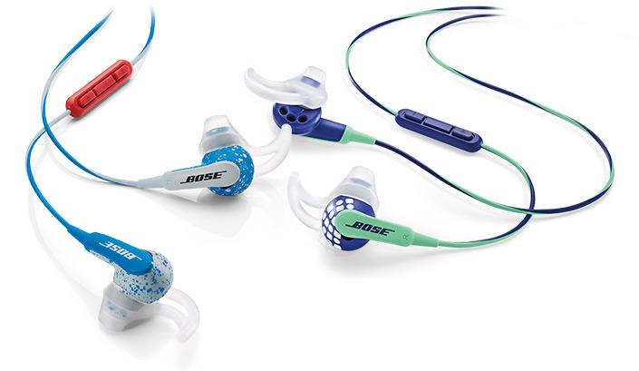 Es gibt die Kopfhörer in zwei farbenfrohen Varianten  Foto------. -Bose