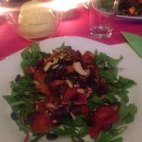 Bester Herbstsalat aller Zeiten! (sogar vegan)