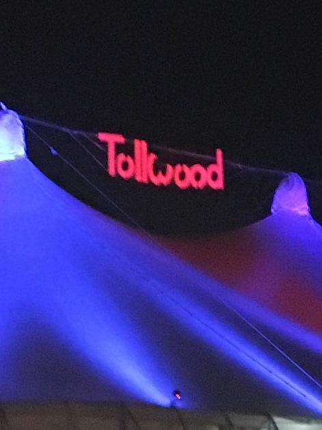 Wie jedes Jahr: Tollwood!