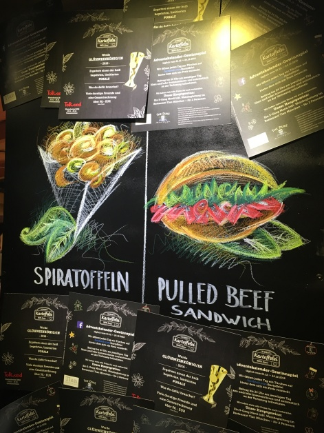 Mein Liebling: das Pulled Beef Sandwich