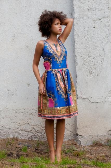 Nachhaltige Mode von Kokos World auf der Ethical Fashion - Fashion Week Belin