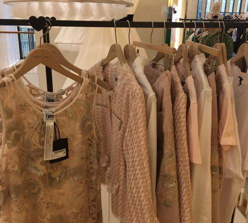 Einkaufen, einkaufen - 40-70 Kleider kauft der Deutsche pro Jahr