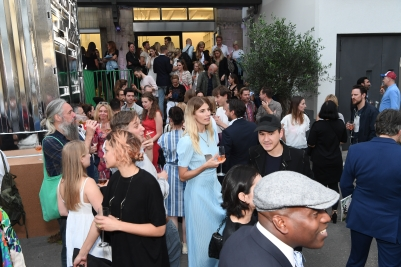 Party bei Andreas Murkudis Foto: Getty Images