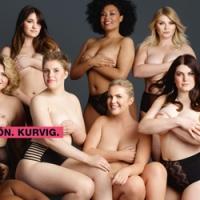 Bloßstellen, sonst gar nix: nackte Tatsachen bei Curvy Supermodel