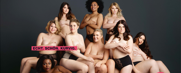 Die nackten Kandidatinnen von Curvy Supermodel