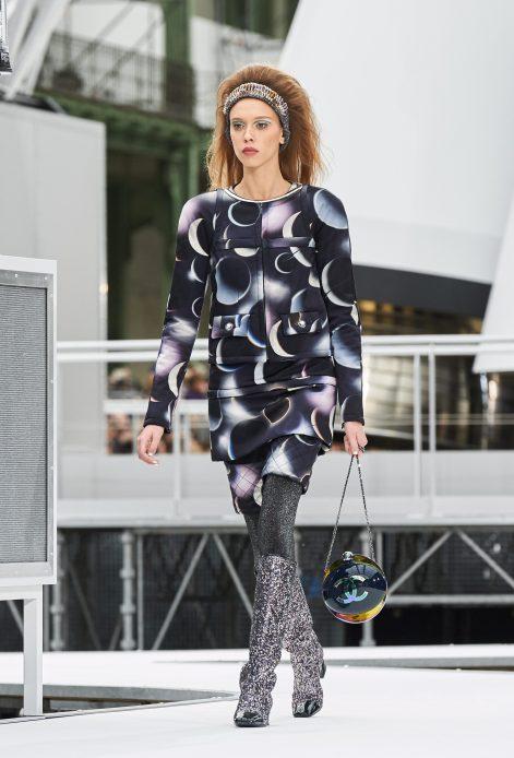 Eclipsekleid von Chanel