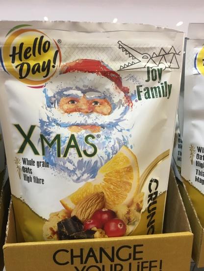Weihnachtsmüsli aus Polen