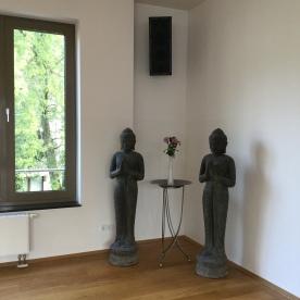 Buddhas im My Sports Lady Yoga Studio