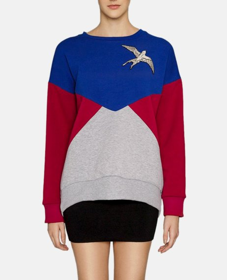 color-block-sweatshirt-sweater-burgundy