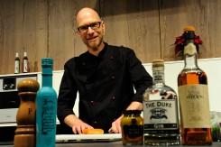 Food & Life 2016 Koch-Show mit Thomas Vonier Food-Blogger Omoxx.de Halle C3, Foto: Marcus Schlaf, 23.11.2016