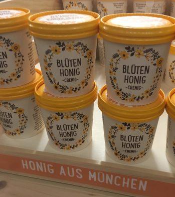 Honig von Münchner Bienen