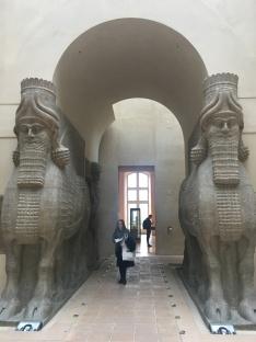 Flügelstiere aus Persepolis