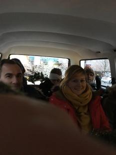 Der Bus von Hey Minga