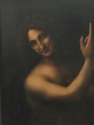 Mein Lieblingsbild von Da Vinci: Johannes der Täufer