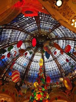 Die Kuppel des Lafayette Foto: Michaela Burch