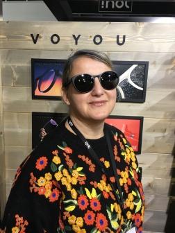 Voyou, eine Brillenmarke aus München