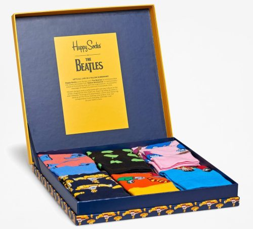 Happy Socks Yellow Submarine Edition