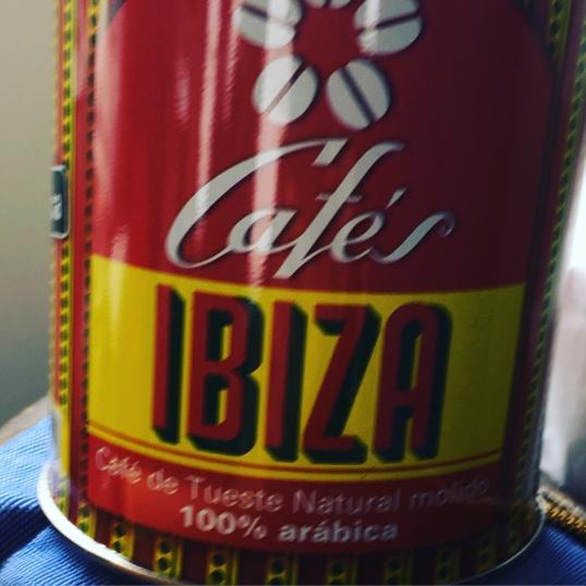 Ibiza Cafe- bestes Mitbringsel