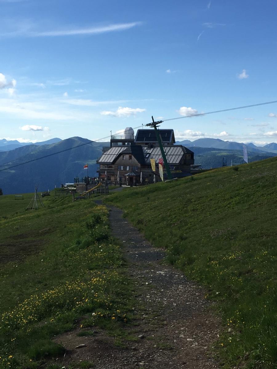 Berghotel Pacheiner – wo Gedanken und Seele Flügel bekommen