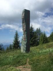 Mitten am Berg: Ein Zengarten