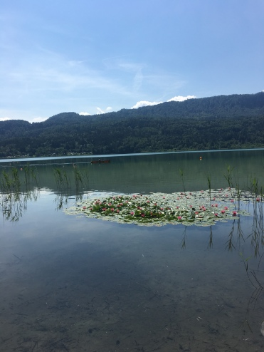 Seeidylle in Kärnten