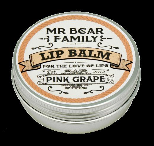 Bio Lippenbalm von Mr Bear