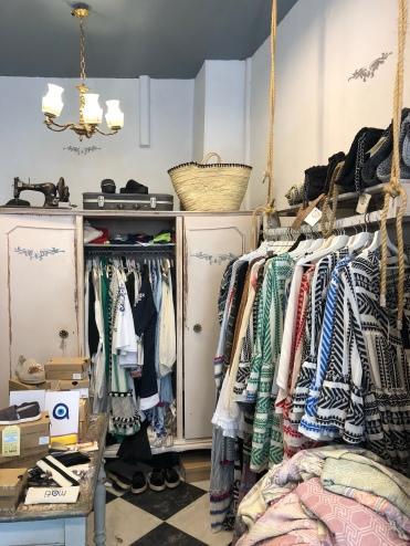 Boutique 2 the little Shop Samos in Pythagorio bietet original griechisches Design