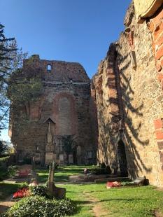 Mittelalterliche Ruine