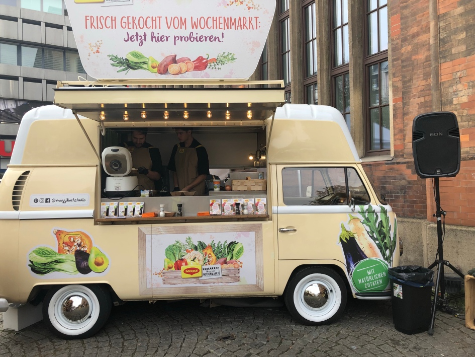 Foodtruck by Maggi