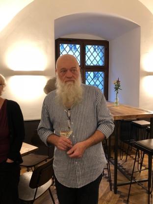 Betreiber des Lump, Stein, Küchenmeister: Stephan Holzheu