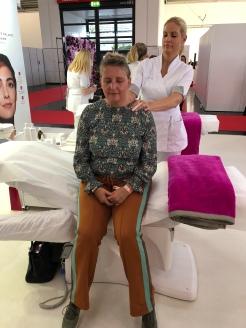 Kurze Pflege bei Maria Galland - ein Traum!