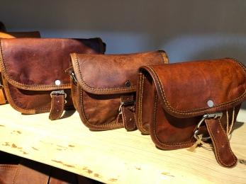 Fair Trade Taschen von Gusti