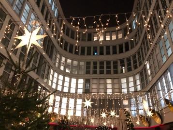 Der Weihnachtsmarkt im Lucky Who