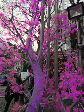 Pink Christmas im Glockenbachviertel